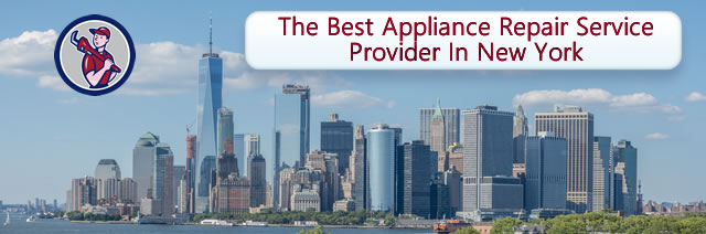 Schedule your appliance service appointment in Bronx, NY 10458 today.